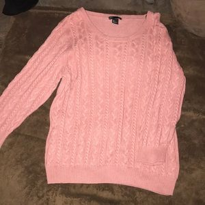 H&M Cableknit Sweater